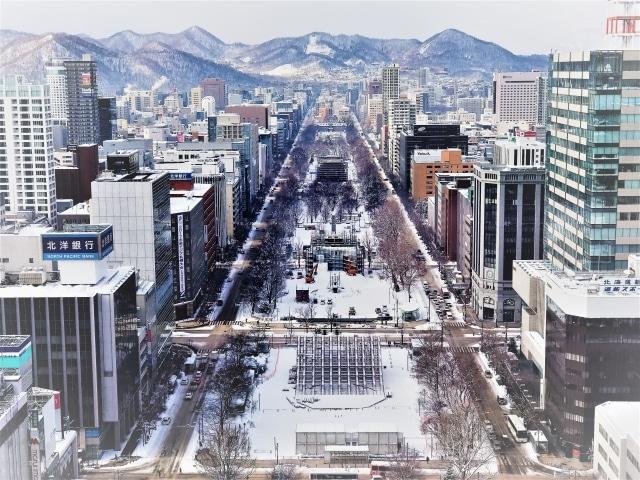 2020 札幌 雪 まつり